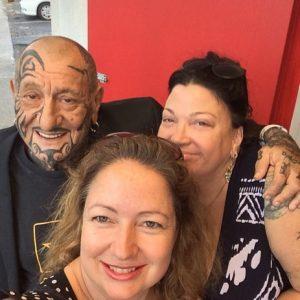 Anna Funk Hale Nui Tattoo Artist