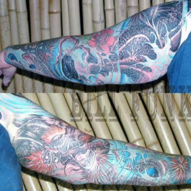 blue-water-dragon-sleeve-side-view-bill-funk-tattoo-body-graphics-tattoo-1024x809